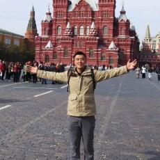 Lun Y: - chinese-russian interpreter in Moscow