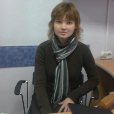 Yuliya I: - english-russian interpreter in Moscow