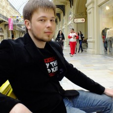 Vitaliy T: - english-russian interpreter in Moscow