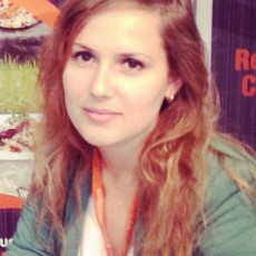 Darya S: - english-russian interpreter in Moscow