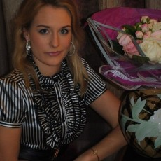 Anastasia D: - german-russian interpreter in Moscow
