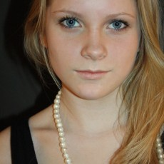 Nastasya K: - french-russian interpreter in Moscow